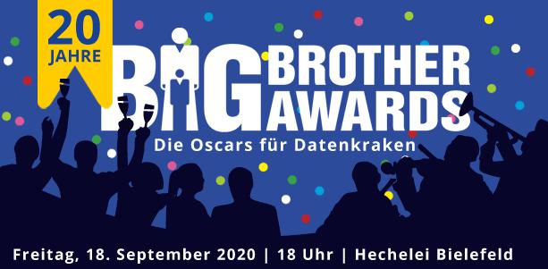 """""""Big Brother Award"""" für Frau Eisenmann – trotz verzweifelter Verteidigung  zurecht"""