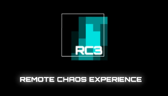 Sehenswerte Videos aus der Remote Chaos Experience (rC3)